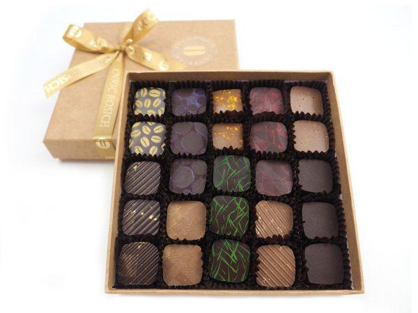 Caja Renoir de 25 Bombones