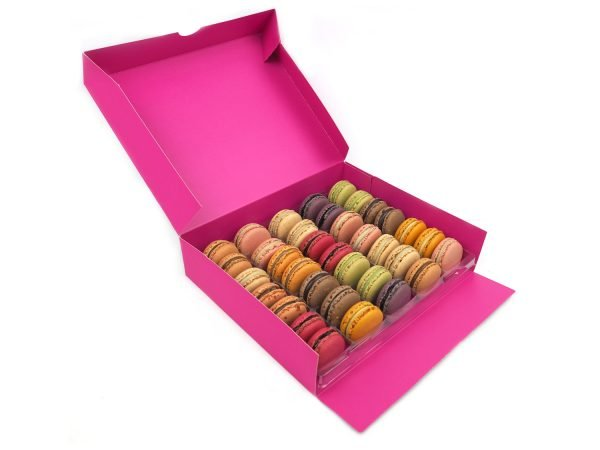 Caja de 35 Macarons